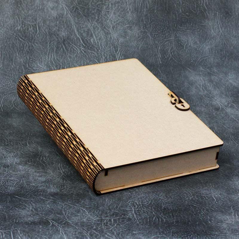 Folding Book Box - A4 size