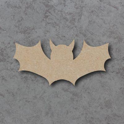 Bat D Blank Craft Shapes