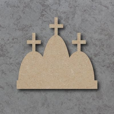 Grave Stone Blank craft Shapes