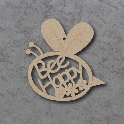 Bee Happy Bauble