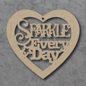 Sparkle Every Day Bauble