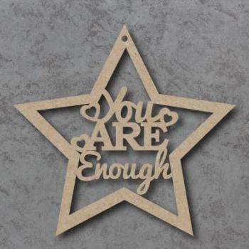 You Are Enough Bauble