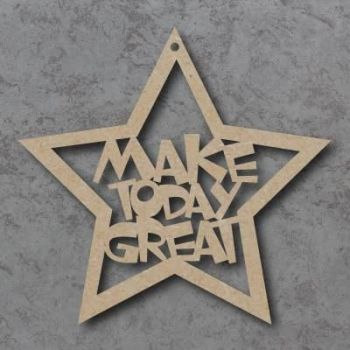 Make Today Great Bauble
