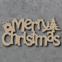 Christmas Signs & Shapes