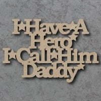 Fathers Day Signs & Shapes