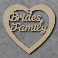 Brides Family Heart