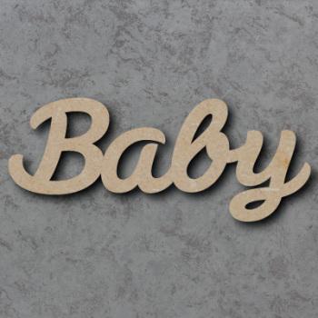 Baby Script Font