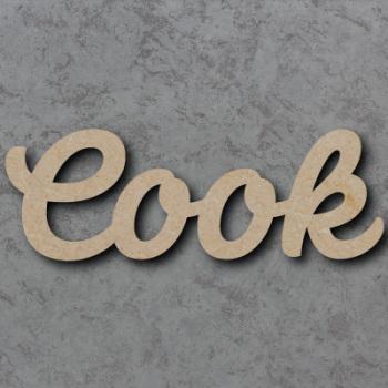Cook Script Font