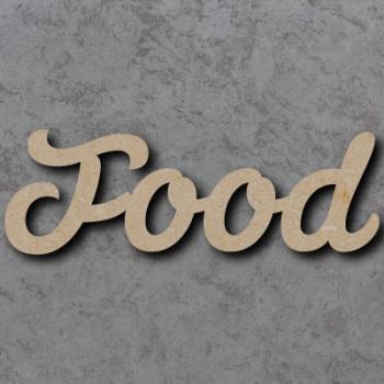 Food Script Font