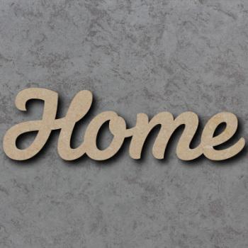 Home Script Font
