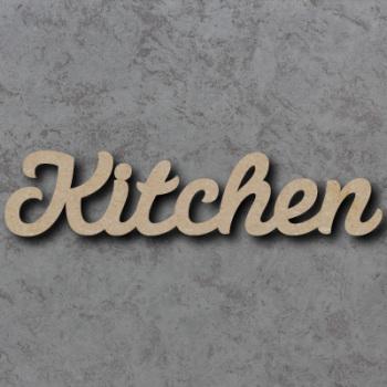 Kitchen Script Font