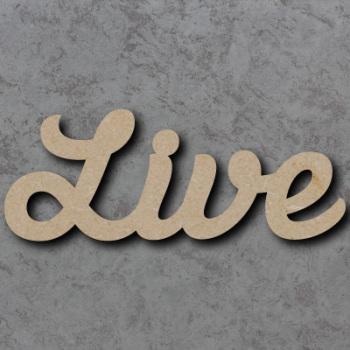 Live Script Font