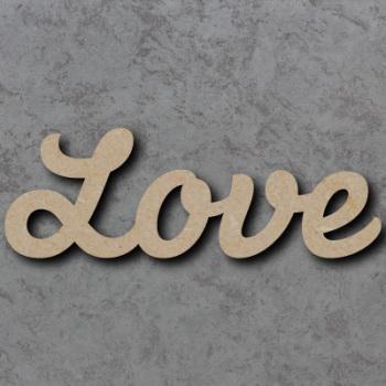 Love Script Font