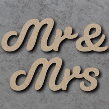 Mr & Mrs Script Font