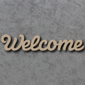 Welcome Script Font