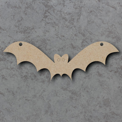 Bat Bunting craftshapes