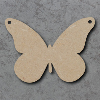 Butterfly Bunting mdf Shapes