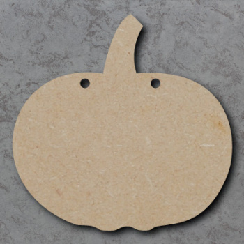 Pumpkin Bunting mdf Shapes