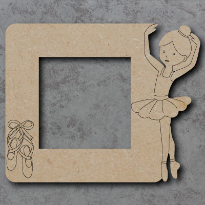 Ballerina Lightswitch Surround