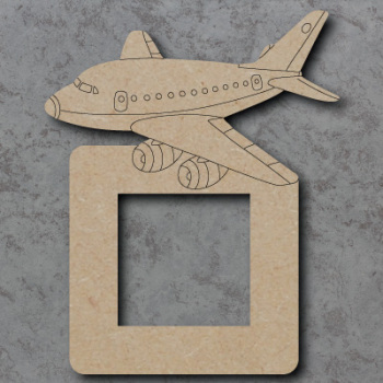 Aeroplane Lightswitch Surround