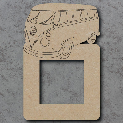Camper Van Lightswitch Surround