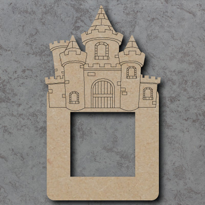Castle Lightswitch Surround