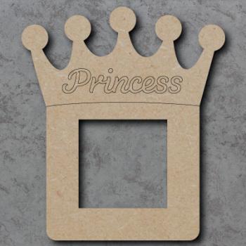 Crown - Princess Lightswitch Surround