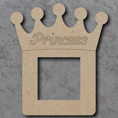Crown - Princess Lightswitch Surround