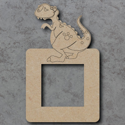 Dinosaur Lightswitch Surround