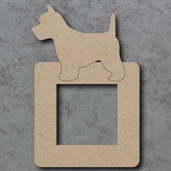 Dog Lightswitch Surround