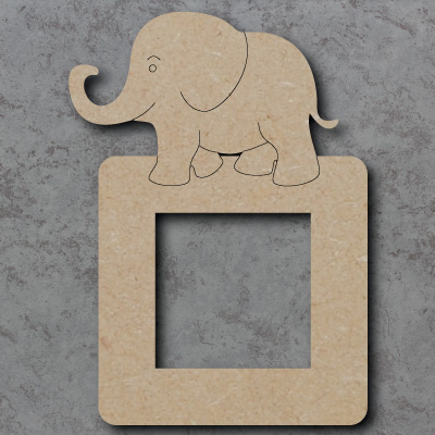 Elephant Lightswitch Surround