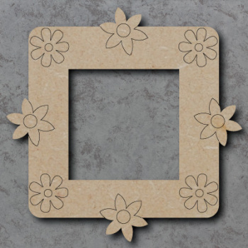 Flower Lightswitch Surround