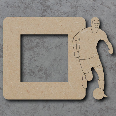 Footballer Lightswitch Surround