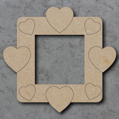Hearts Lightswitch Surround