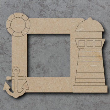 Nautical Lightswitch Surround