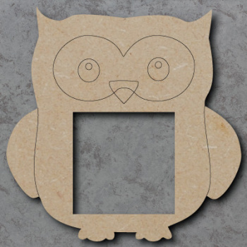 Owl Lightswitch Surround