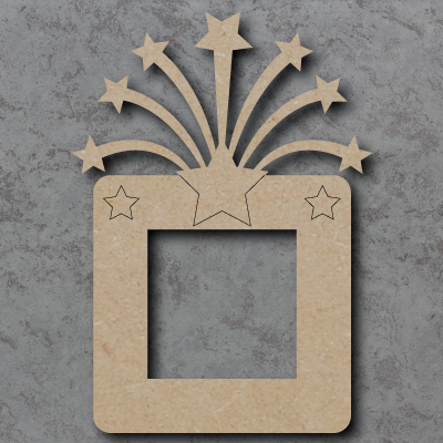 Shooting Stars Lightswitch Surround