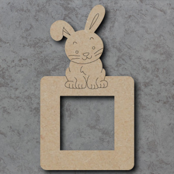 Rabbit Lightswitch Surround