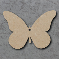 Butterfly 1 Blank Craft Shapes