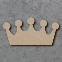 Crown Blank Craft Shapes