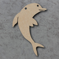Dolphin Craft Shapes