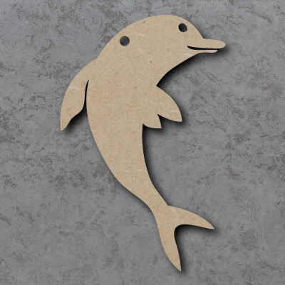 Dolphin Wooden Craft Shapes