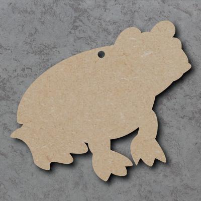 Frog Craft Shapes