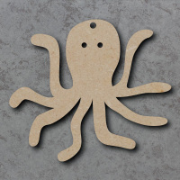 Octopus Craft Shapes