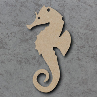 Sea Horse Craft Shapes