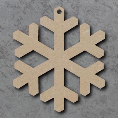 Snowflake 01 Craft Shapes