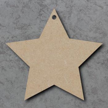 Star 01 Blank Craft Shapes