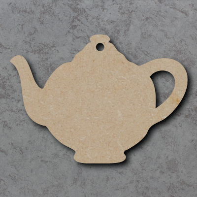 Teapot Craft Shapes