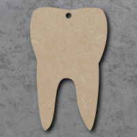 Teeth Blank Craft Shapes