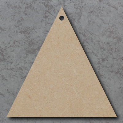 Triangle Craft Shapes